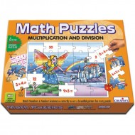 Creative's Math Puzzles Multiplication Division