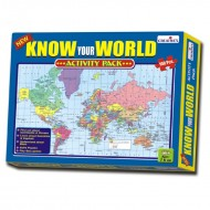 Creative's Know Your World An Activity Pack