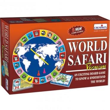 Creative's World Safari Premium