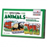 Creative's Match N Spell Animals