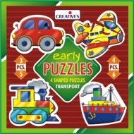 Creative's Early Puzzles Transport