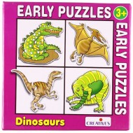 Creative's Early Puzzles Dinosaurs