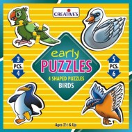 Creative's Early Puzzles Birds