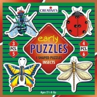 Creative's Early Puzzles Insects