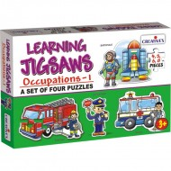 Creative's Learning Jigsaws Occupations 1