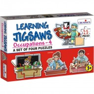 Creative's Learning Jigsaws Occupations 4