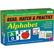 Creative's Read, Match and Practice Alphabet New