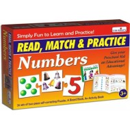 Creative's Read, Match and Practice Numbers New