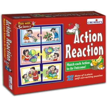 Creative's Action Reaction