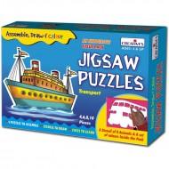 Creative's Jigsaw Puzzles Transport