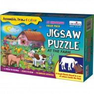 Creative's Jigsaw Puzzles At the Farm