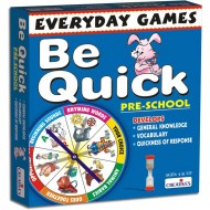 Creative's Everyday Games Be Quick Pre School