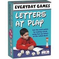 Creative's Everyday Games Letters at Play