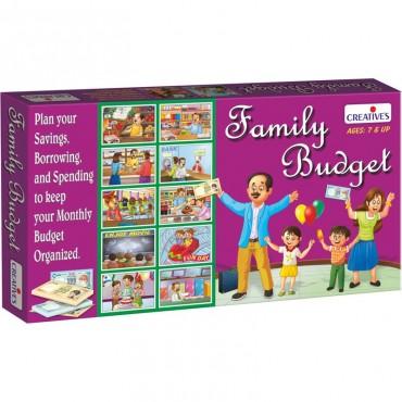 Creative's Family Budget
