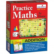 Creative's Practice Maths At Home Addition
