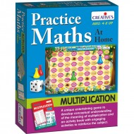 Creative's Practice Maths At Home Multiplication