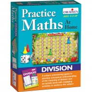 Creative's Practice Maths At Home Division