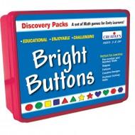 Creative's Bright Buttons Plastic Box