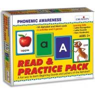 Creative's Read Practice Pack Plastic Box