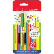 Luxor Student Spl Editon Fountain Pen Green Body