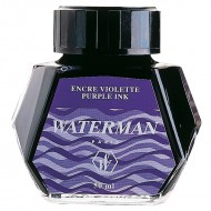 Waterman Ink Bottle Purple