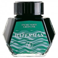 Waterman Ink Bottle Green