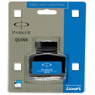 Parker Quink Bottle Blue(Pack of 2)