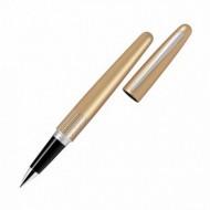 Pilot Metal Pen Roller Ball Pen Fine Gold