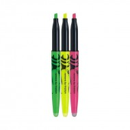 Pilot Frixion Light Marker Pack of 3