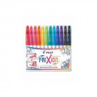 Pilot Frixion Colour Pack of 12 Pcs