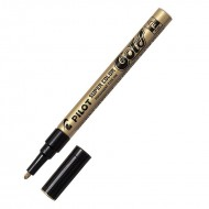 Pilot Gold color Marker Fine