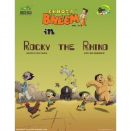 Chhota Bheem Vol 15 - Rocky the Rhino