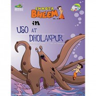 Chhota Bheem Vol 25 - USO at Dholakpur