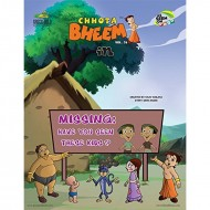 Chhota Bheem Vol. 76 - C.B. in Missing Have You Seen These Kids