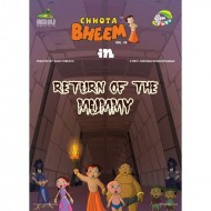 Chhota Bheem Vol. 95 - Return Of The Mummy