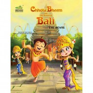 Chhota Bheem and The Throne of Bali Comic