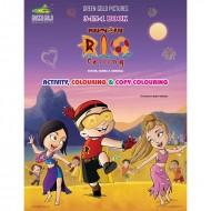 Mr Rio Calling 3-in-1 Book