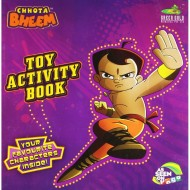 C.B. toy activity Book