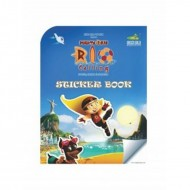 Mr Rio Calling Sticker Book