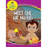 Go Green Series Vol. 2. - Meet The Air Nasties