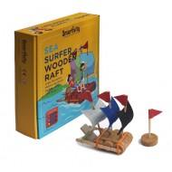 Smartivity Sea Surfer Wooden Raft