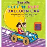 Smartivity Huff N Puff Balloon Car