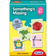 Frank Somethings Missing
