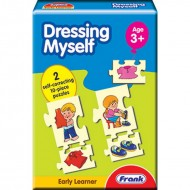 Frank Dressing Myself