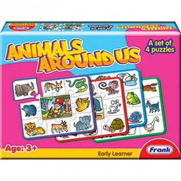 Frank Animals Around Us