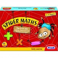 Frank Spider Maths