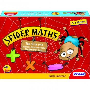 Frank Spider Maths