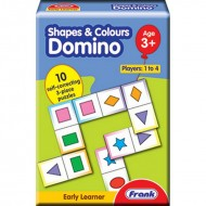 Frank Shapes and Colours Domino
