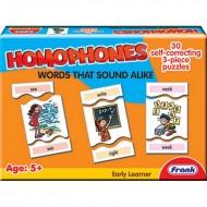 Frank Homophones