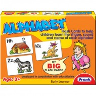Frank Alphabet My Big Flash Cards